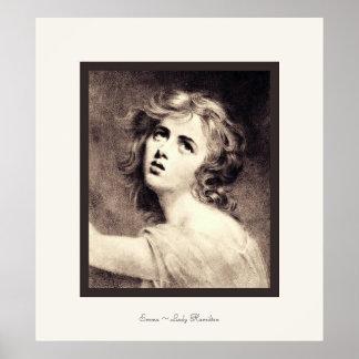 Emma ~ Lady Hamilton Poster