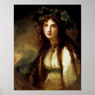 Emma, Lady Hamilton Poster