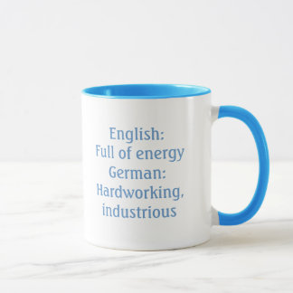 Emma Meaning and Name Origin Mug