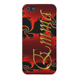 EMMA Name Branded iPhone Cover iPhone 5/5S Covers
