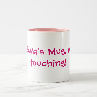 Emma s Mug no touching