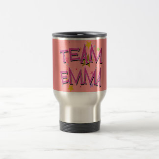 EMMA Team Emma 15 Oz Stainless Steel Travel Mug