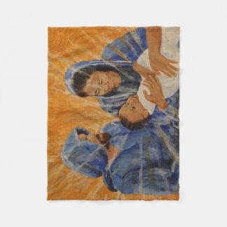 Emmanuel - Fleece Blanket