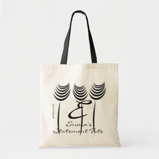 Emma's Cool Gardener Statement Tote