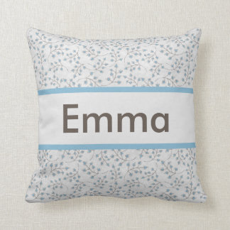 Emma's Personalized Pillow