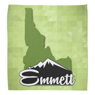 Emmett Idaho Idahoan Gem County Hometown Bandana
