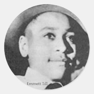 Emmett Till Classic Round Sticker