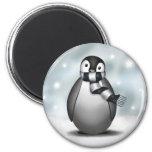 Emmy the Emperor Penguin - Magnet