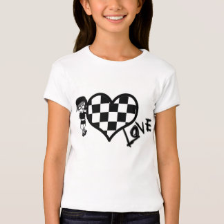 Emo and Heart T-Shirt