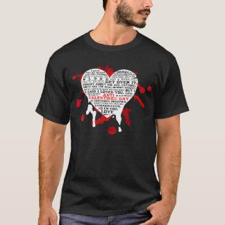 emo anti valentines day t shirt