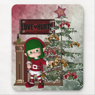 Christmas Emo Gifts on Zazzle CA