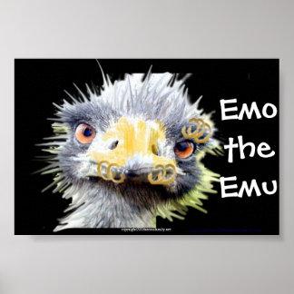Emo l Emo Affiche