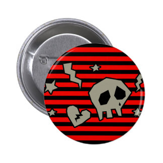 Emo-licious 2 Inch Round Button