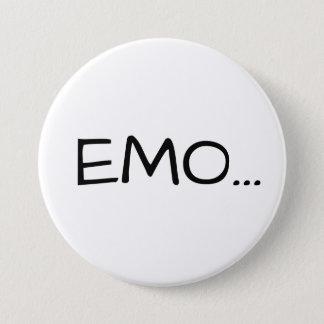 """""""EMO..."""" PIN (WHITE)"""
