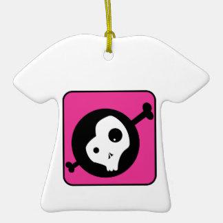 Emo Skull Ornaments