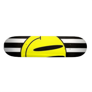 Emo Smile Skate Deck