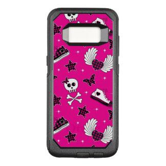 Emo Symbols OtterBox Commuter Samsung Galaxy S8 Case