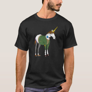 Emo Unicorn T Shirt