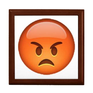 Emoji - Angry Gift Box