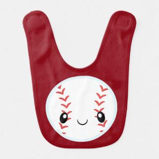 Emoji Baseball Bib