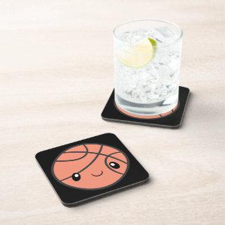 Emoji Basketball Coaster