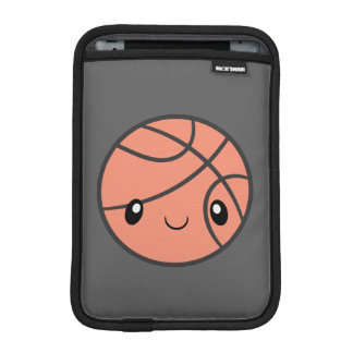 Emoji Basketball iPad Mini Sleeve
