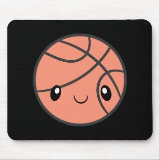 Emoji Basketball Mouse Pad