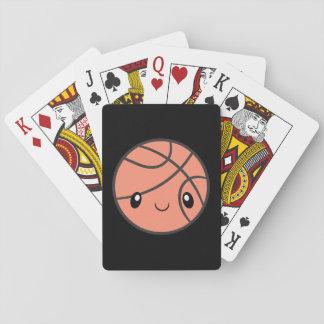Emoji Basketball Playing Cards