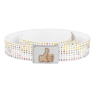 emoji belt
