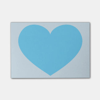Emoji Blue Heart Post-it Post-it Notes