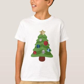 emoji christmas tree T-Shirt