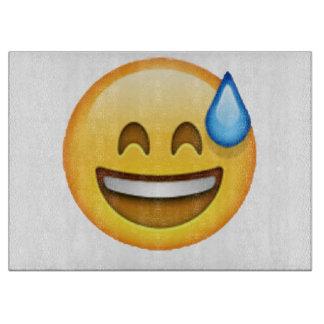 Emoji - Cold Sweat Boards