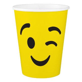 Emoji Cups Paper Cup