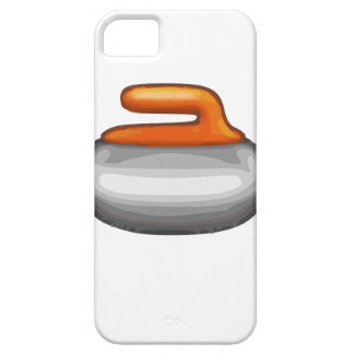 Emoji Curling Stone Case For The iPhone 5