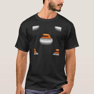 Emoji Curling Stone T-Shirt