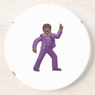 Emoji Dancing Man Coaster