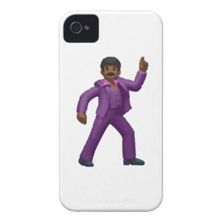Emoji Dancing Man iPhone 4 Cover
