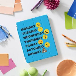 Emoji Days iPad Cover