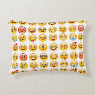 emoji decorative pillow