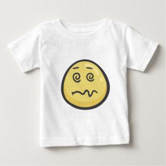 Emoji: Dizzy Face Baby T-Shirt