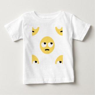 emoji eye rolling baby T-Shirt