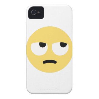 emoji eye rolling Case-Mate iPhone 4 cases