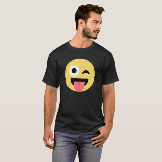 EMOJI FACE SMILEY T-Shirt
