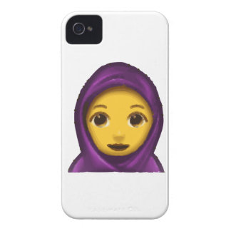 emoji hajib iPhone 4 cases