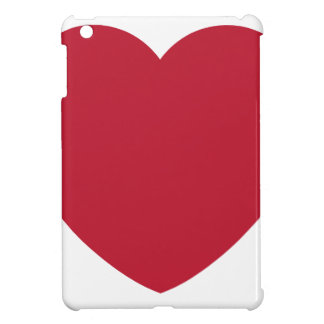 Emoji Heart Coils Cover For The iPad Mini