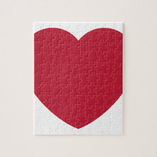 Emoji Heart Coils Jigsaw Puzzle