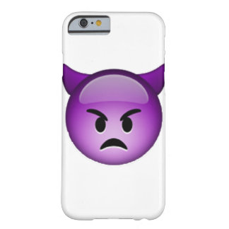 Emoji - Imp Barely There iPhone 6 Case
