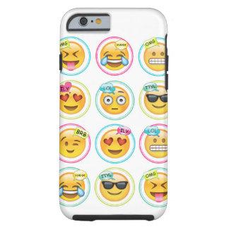 Emoji iPhone 6/6s, Tough Case
