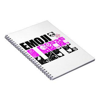 Emoji Life Note Book
