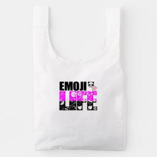 Emoji Life Reusable Bag